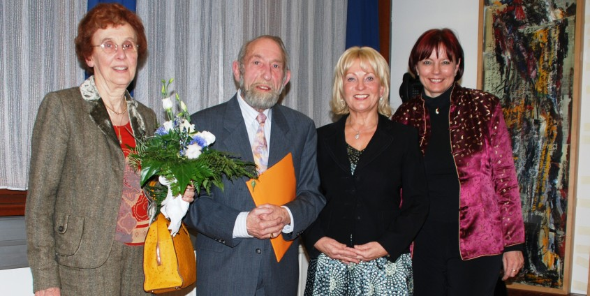 Ehrenringverleihung an Josef Klingler | Foto: aau/Maier