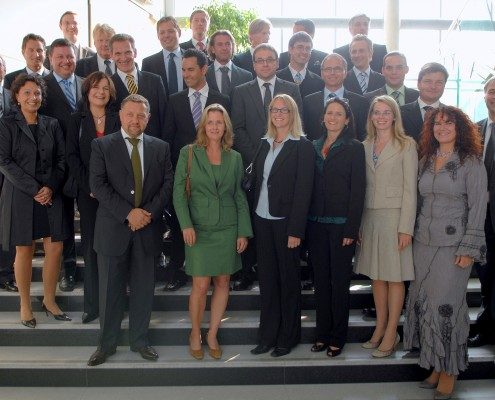 """AbsolventInnen des ULG """"Advanced Academic Business Manager MBA""""   Foto: aau/MOT"""