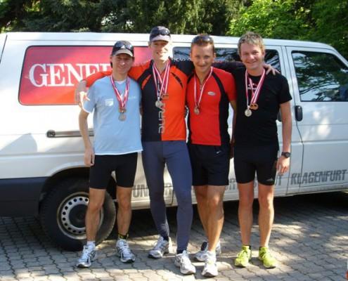 Team USI-Klagenfurt | Foto: aau/KK