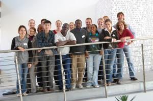 TeilnehmerInnen des ULG Management of Protected Areas 2007-2009 | Foto: aau/KK