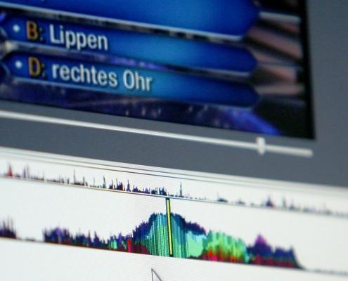 Suchergebnis im VideoExplorer von Klaus Schöffmann | Foto: aau/Maurer