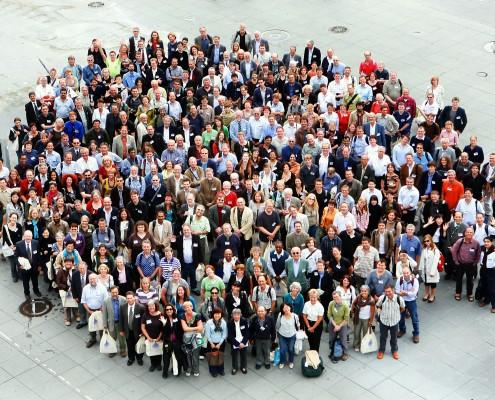 Die Teilnehmerinnen an der WCEH   Foto: WCEH