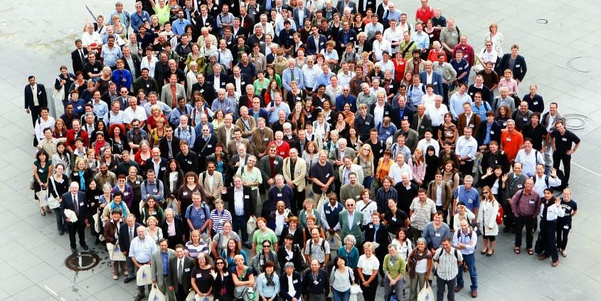 Die Teilnehmerinnen an der WCEH | Foto: WCEH