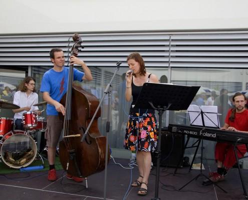 minimal jazz trio & lisi rainer | Foto: aau/Wurzer