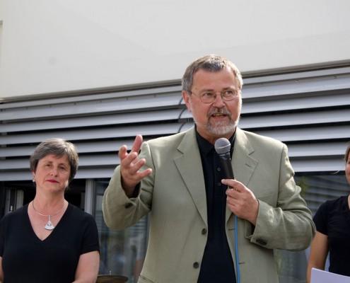 Dekan Stuhlpfarrer & Prodekanin Gruber | Foto: aau/Wurzer