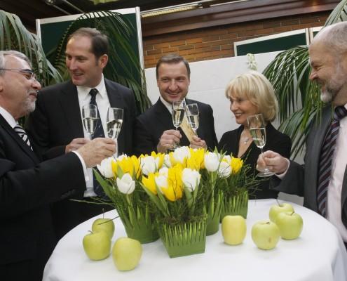 Neujahrsempfang 2008 | Foto: aau/Maurer
