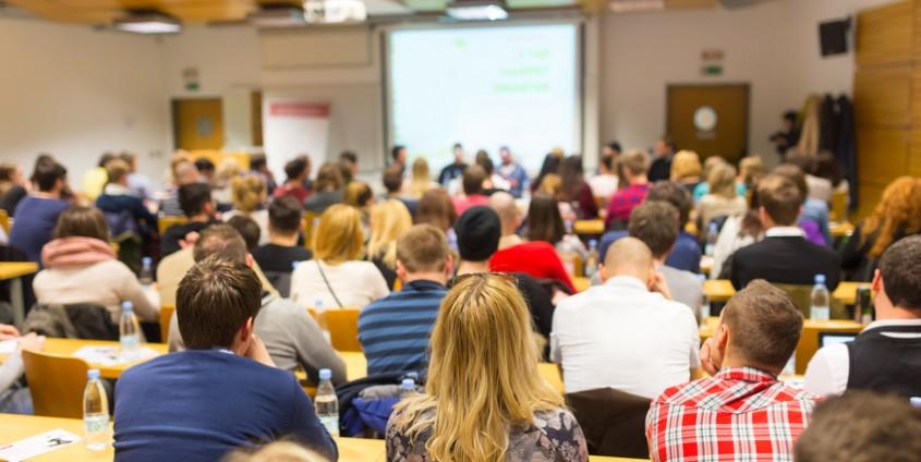 Veranstaltungskategorie_Vortrag | Foto: kasto/Fotolia.com