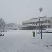 Winter an der AAU | Foto: aau/KK