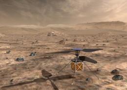 Mars-Helikopter | Foto: Jet Propulsion Laboratory, www.jpl.nasa.gov