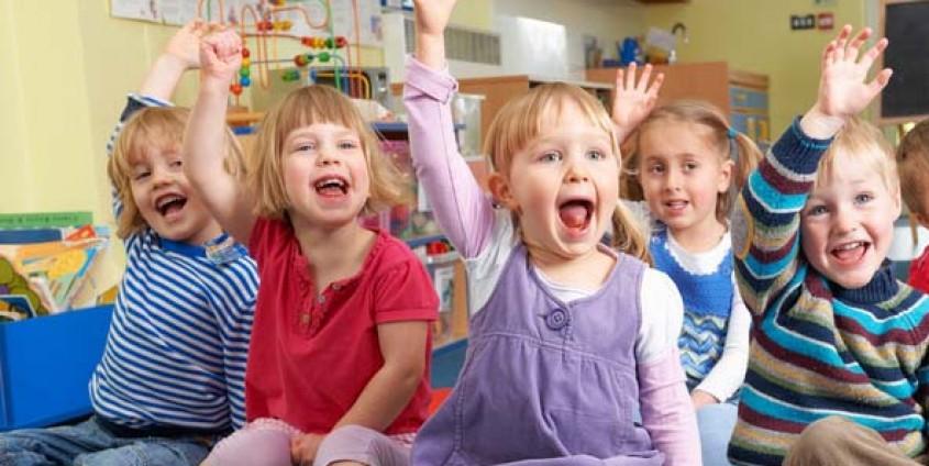 Kinder im Kindergarten | Foto: highwaystarz/Fotolia.com
