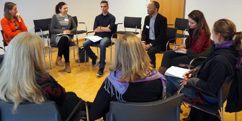Workshop ULG Global Cizizenship Education | Foto: aau/KK