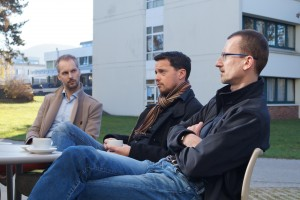IT-Expertengruppe | Foto: aau/Barbara Maier