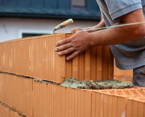 Bauarbeiter auf einer Baustelle | Foto: Gina Sanders/Fotolia.com