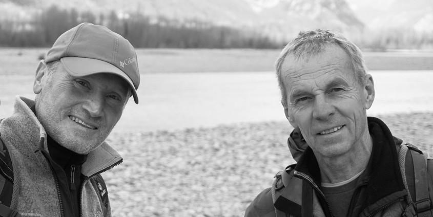 Emil Kristof (li.) und Gerhard Pilgram | Foto: Niki Meixner