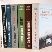 Bücherreihe des UNIKUM | Foto: aau/Maier