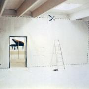 UNIKUM als Bauvorhaben - Begehbares Modell von 1986