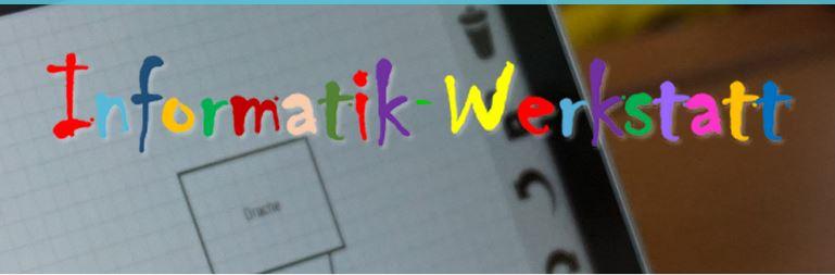Logo Informatikwerkstatt