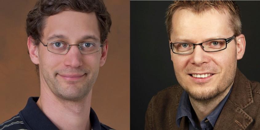 Doppel-Antrittsvorlesung von Stephan Weiss und Hubert Zangl | Foto: aau/KK