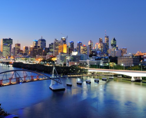 Brisbane | Foto: maytheevoran/Fotolia.com