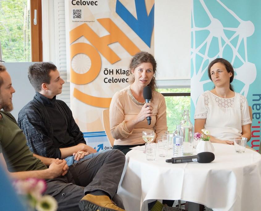 Karrierewege im Kunst- und Kulturbereich | Foto: aau/Ortner