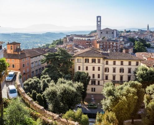 Old town of Perugia, Umbria, Italy | Foto: pavel068/Fotolia.com