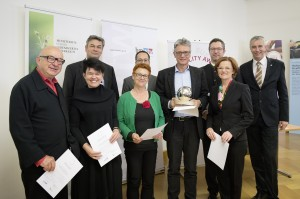 Sustainability Award für das Institut für Unterrichts- und Schulentwicklung | Foto: bmwfw