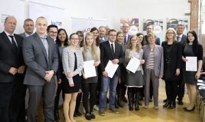 AAU erhält den Sustainability Award 2016 | Foto: bmwfw