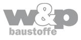 Logo w&p Baustoffe GmbH