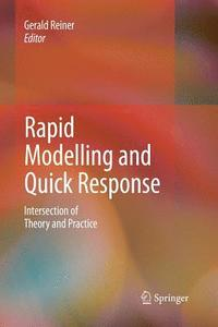 Buchcover Rapid Modelling and Quick Response