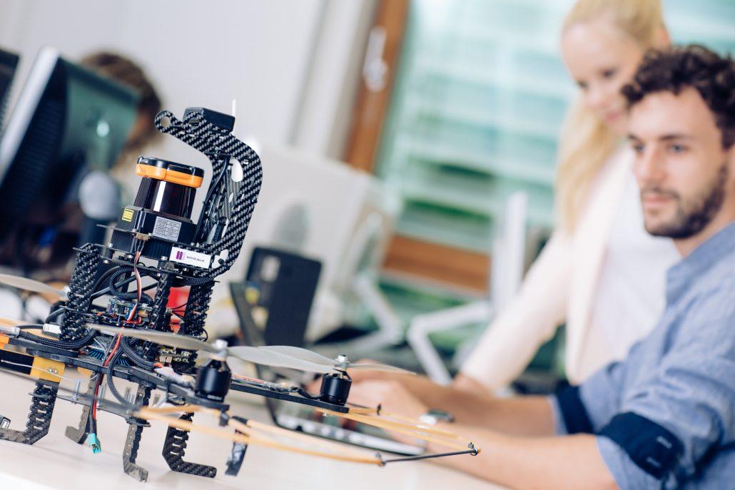 Technik studieren | Foto: tinefoto.com