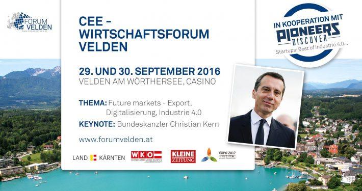 7. CEE- Wirtschaftsforum Velden