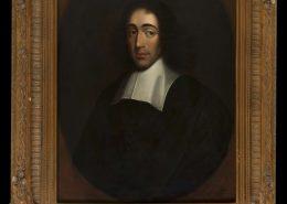 Spinoza | Foto: Herzog-August-Bibliothek Wolfenbüttel B117