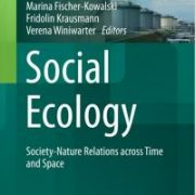 Cover Social Ecology. Society-Nature Relations across Time and Space.