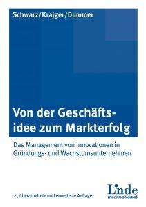 """Buchcover """"Von der Geschäftsidee zum Markterfolg"""""""