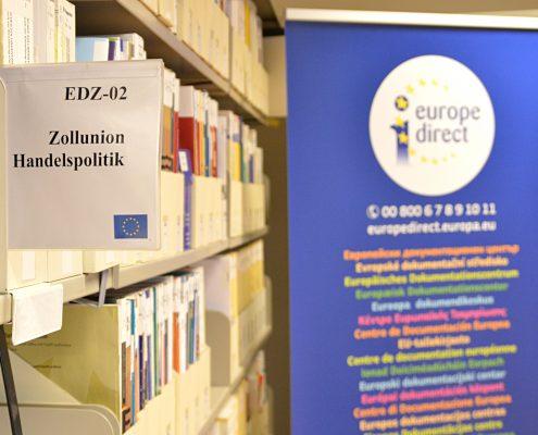 Europäisches Dokumentationszentrum (EDZ) | Foto: Andea Bem (UB)