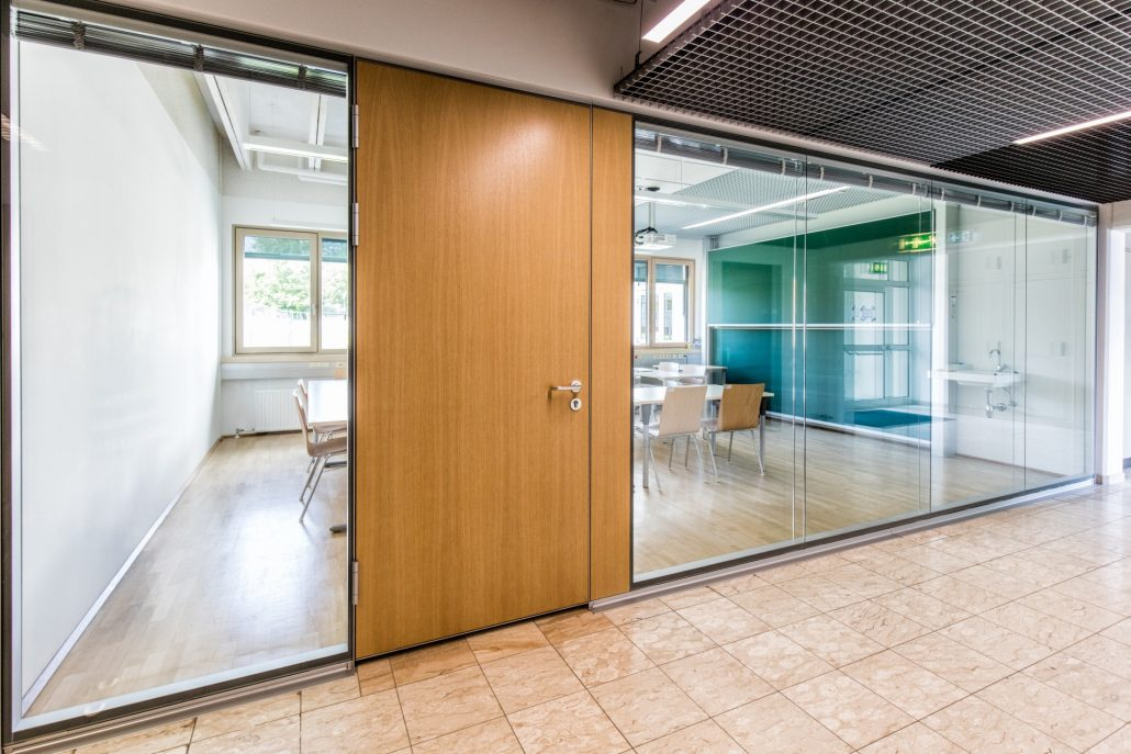 Sanierung - Seminarraum   Foto: aau/Daniel Waschnig