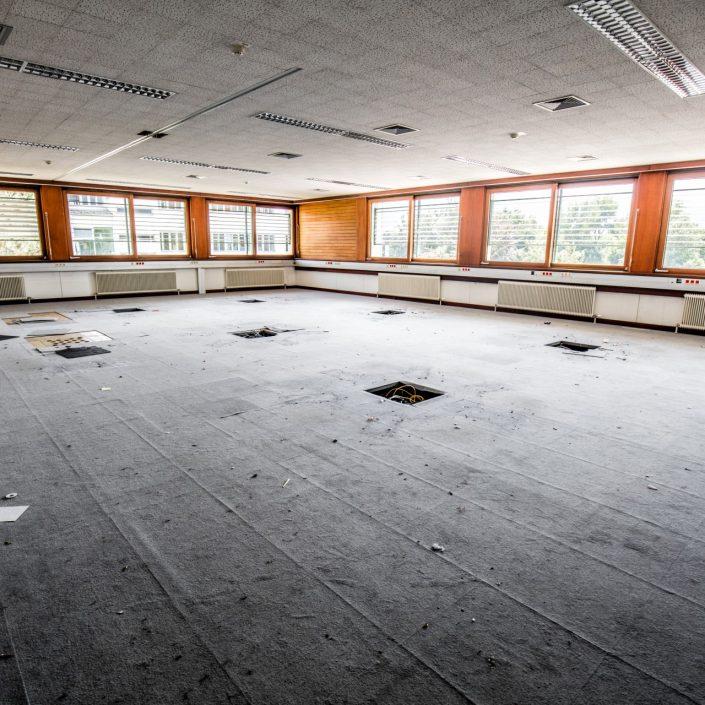 Sanierung - Büro   Foto: aau/Daniel Waschnig