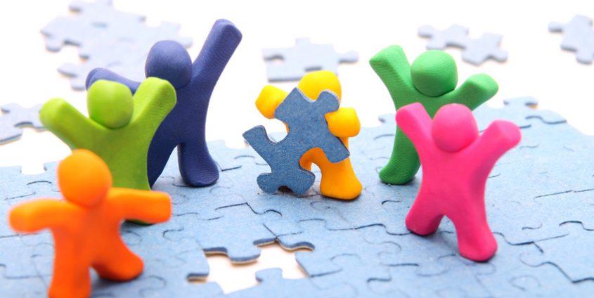 Diversität (Fehlender Puzzleteil wird eingesetzt) | Foto: Mirko Raatz/Fotolia.com