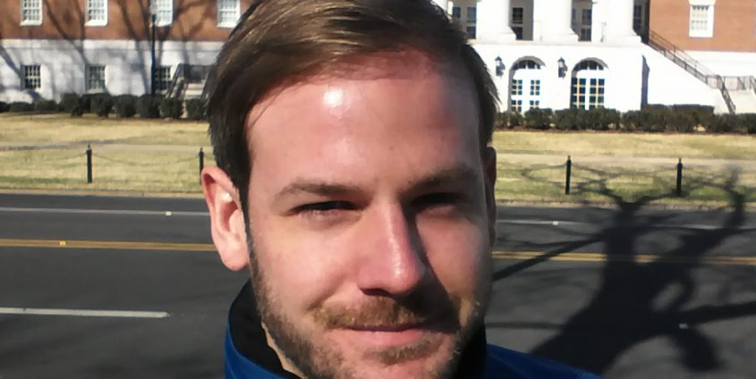 WiWi Student Roman Eisenwagen in Alabama