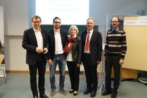 Smart Lab Projektteam | Foto: aau/Leitgeb