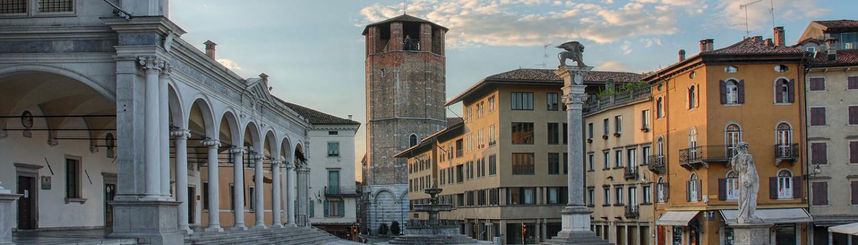 Piazza della Liberta in Udine | Foto: patrikslezak/Fotolia.com