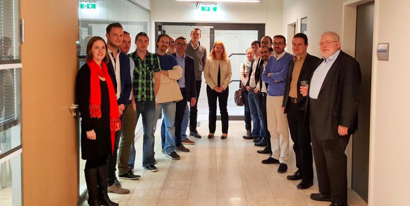 TeilnehmerInnen des 4th Venice-Klagenfurt Workshop | Foto: aau