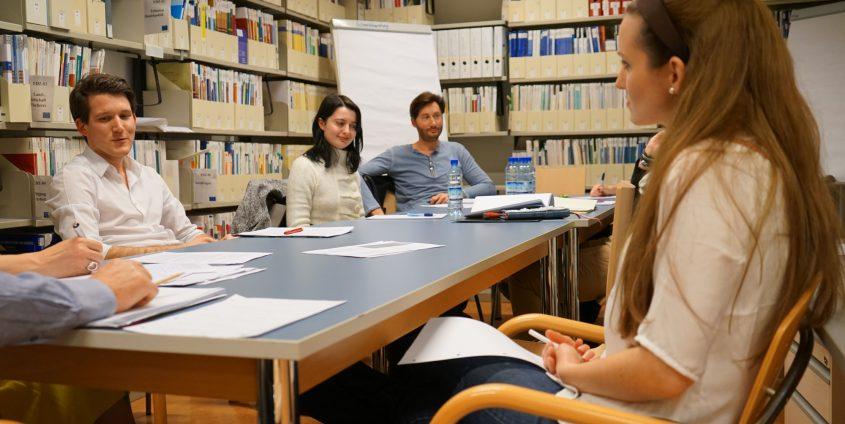 Schreibgruppe für Dissertant_innen