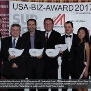 USA-Biz-Award 2017 | Foto: AUSSENWIRTSCHAFT AUSTRIA