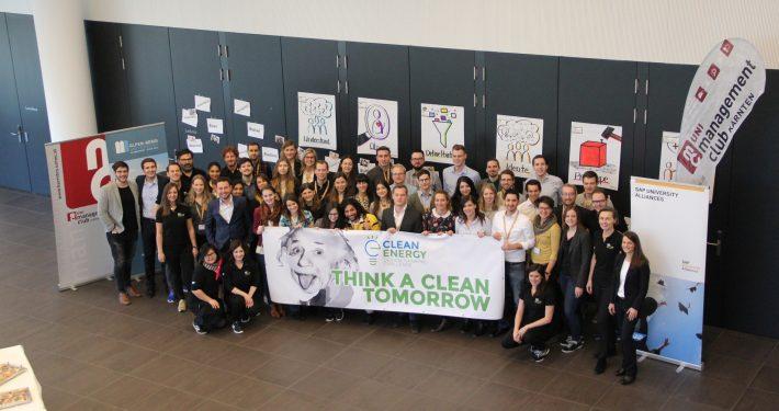 Abschluss Clean Energy Design Thinking Challenge | Foto: aau