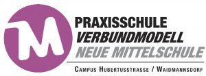 Logo Praxisschule Verbundmodell Neue Mittelschule, Klagenfurt