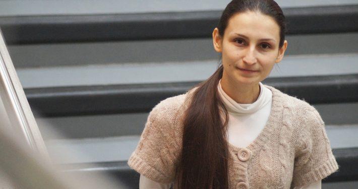 Ekaterina Peshkova | Foto: aau/Müller
