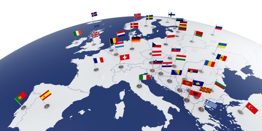 Internationalität - Europa | Foto: Denys Rudyi/Fotolia