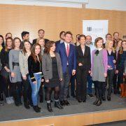 Abschlussveranstaltung Karriereprogramm interactive | Foto: aau/Daniela Weiss