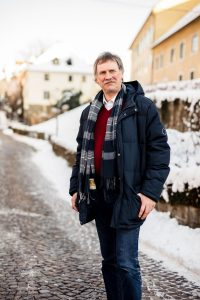 Bögenhold Dieter | Foto: aau/Waschnig